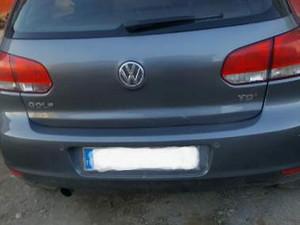 2011 model Volkswagen Golf 1.6 TDi Trendline