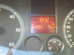 2004 33500 TL Volkswagen Caddy 1.9 TDI Kombi
