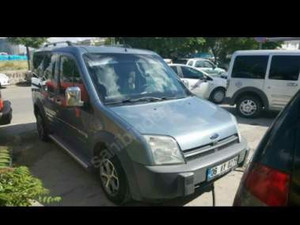 Ford Tourneo Connect 90PS Mavi