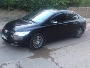 Batman Merkez Fatih Mah. Honda Civic 1.6 iVTEC Elegance