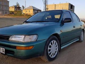 1997 modeli Toyota Corolla 1.6 GLi