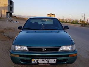 2el Toyota Corolla 1.6 GLi