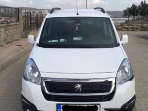 Dizel Peugeot Partner 1.6 HDi Allure