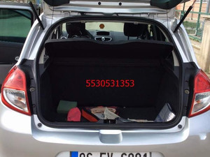 Ankara Pursaklar Fatih Mah. Renault Clio 1.2 Extreme