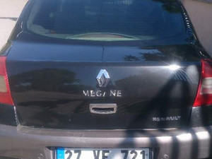 2007 26000 TL Renault Megane 1.5 dCi Privilege