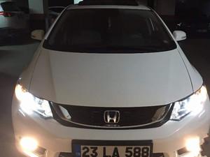 1. sahibinden Honda Civic 1.6 iVTEC Elegance