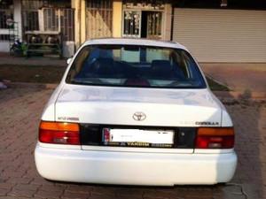 Toyota Corolla 1.6 GL 147000 km
