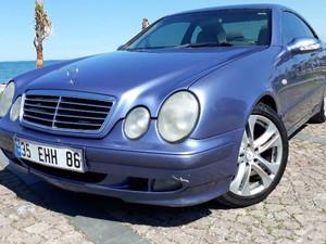 1. sahibinden Mercedes Benz CLK CLK 200 Komp. Elegance