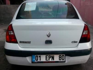 2. sahibinden Renault Clio 1.4 Authentique