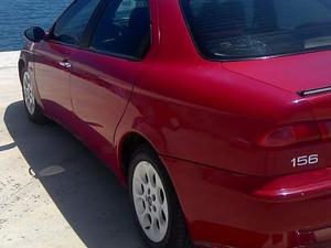 Alfa Romeo 156 1.6 TS 16V Kırmızı