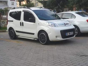 Düz Vites Fiat Fiorino 1.3 Multijet Combi Pop
