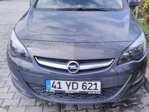 1. sahibinden Opel Astra 1.6 Edition Plus