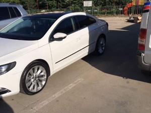 Volkswagen VW CC 1.4 TSi Beyaz