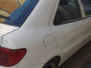 Citroën Xsara 1.4 HDI beyaz
