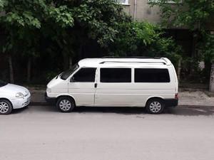 Volkswagen Transporter 2.5 TDI Camlı Van 30000 TL