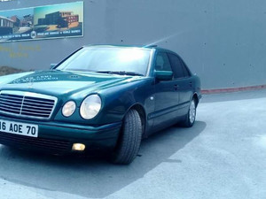 Mercedes - Benz E 200 SUNROOF+KLİMA