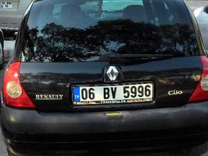 sorunsuz Renault Clio 1.2 Authentique