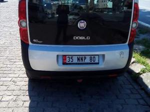 Aydın Didim Altınkum Mah. Fiat Doblo 1.3 Multijet Dynamic