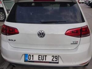 sorunsuz Volkswagen Golf 1.6 TDi BlueMotion Comfortline