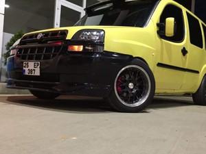 Minivan Fiat Doblo Cargo 1.9 D SX