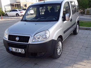 Camlı Van Fiat Doblo Combi 1.3 Multijet Active