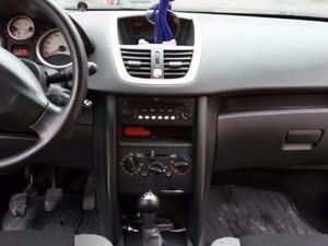 2008 modeli Peugeot 207 1.4 Trendy