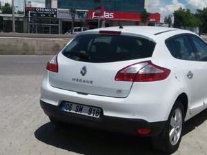 Düz Vites Renault Megane 1.5 dCi Dynamic