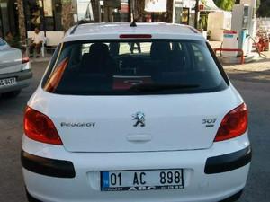 Peugeot 307 1.6 HDi Comfort Beyaz
