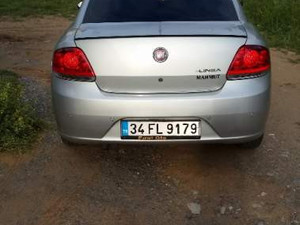 2010 modeli Fiat Linea 1.3 Multijet Active Plus