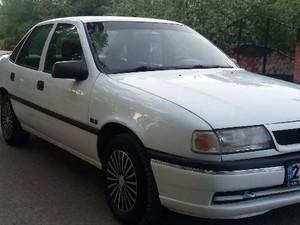 Benzin / LPG Opel Vectra 2.0 GLS