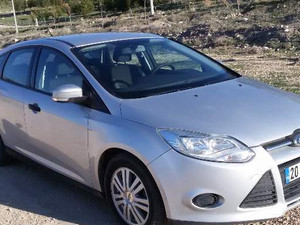 2012 model Ford Focus 1.6 TDCi Comfort