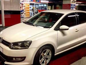 2010 modeli Volkswagen Polo 1.6 TDi Comfortline