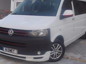 Düz Vites Volkswagen Transporter 2.0 TDI Camlı Van