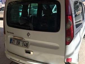 1. sahibinden Renault Kangoo 1.5 dCi Multix Touch