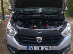 Dacia Dokker 1.5 dCi Stepway Gri