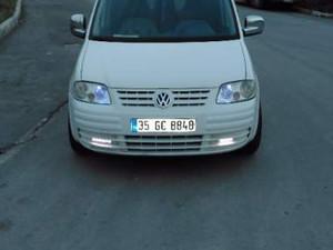 2008 yil Volkswagen Caddy 2.0 SDI Kombi