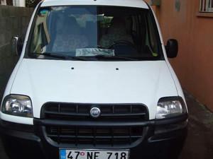 Benzin / LPG Fiat Doblo 1.2 Actual