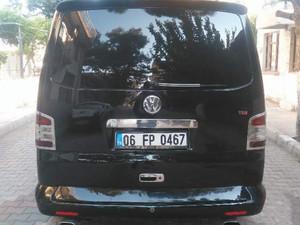 2el Volkswagen Transporter 2.5 TDI Camlı Van