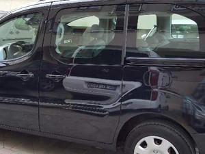 Camlı Van Peugeot Partner Tepee