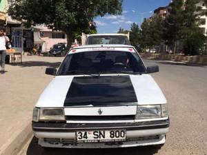Sahibinden 1994 model Renault R 9 Broadway RNi