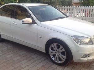 Mercedes Benz C 180 BlueEfficiency Avantgarde Beyaz