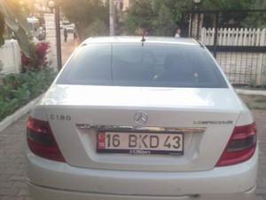Benzin / LPG Mercedes Benz C 180 BlueEfficiency Avantgarde
