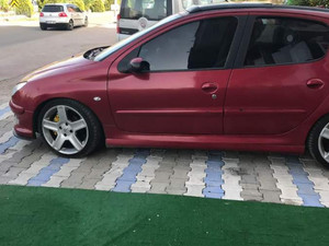 Benzin / LPG Peugeot 206 1.6 XT