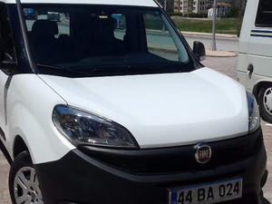 2015 model Fiat Doblo 1.3 Multijet Active
