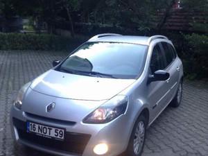 Temiz Renault Clio 1.5 dCi Grandtour Ext.Edition