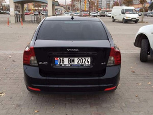 Düz Vites Volvo S40 1.6 D Dynamic