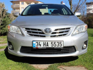 sorunsuz Toyota Corolla 1.4 D4D Comfort Extra