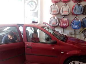 Ağrı Merkez Yavuz Mah. Dacia Logan 1.4 MPI Ambiance