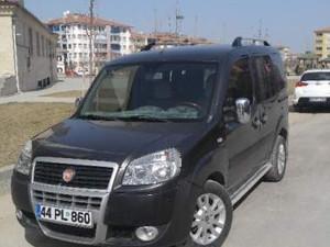 Fiat Doblo 1.3 Multijet Premio Siyah