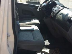 Volkswagen Transporter 1.9 TDI City Van Beyaz